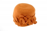 Caciula din lana cu flori - Seeberger