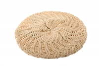 Bereta tricotata din bumbac - Seeberger