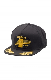 Sapca din bumbac Brooklyn Steel - Goorin Bros