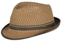 Palarie din paie Brunswick Toyo - Stetson