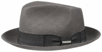 Palarie din paie Solvay Panama 1/2 - Stetson