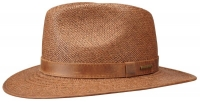 Palarie din paie Grinell Panama 3/4 - Stetson