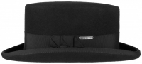 Palarie din fetru de lana Top Hat - Stetson