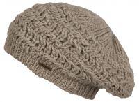 Bereta tricotata din acril si lana Roselle - Stetson