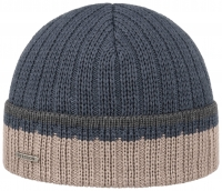 Caciula tricotata din lana si poliacril - Stetson