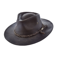 Palarie din piele Buffalo Outback - Stetson