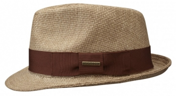 Palarie din paie Swanton Toyo - Stetson