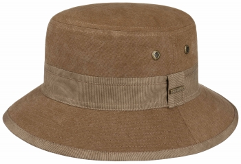 Palarie din bumbac Bucket - Stetson