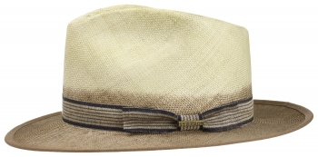 Palarie din paie Fedora Abaca - Stetson
