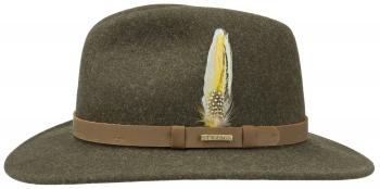 Palarie din fetru de lana Traveller - Stetson