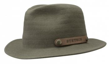 Palarie din fetru de lana Hershey - Stetson