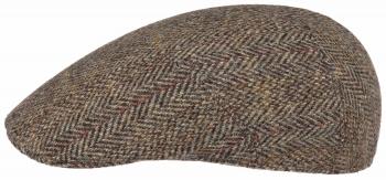 Sapca din lana Ivy Cap Harris Tweed - Stetson
