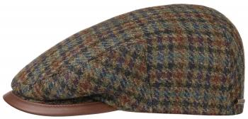 Sapca din lana si piele cu protectie pentru urechi Kent - Stetson