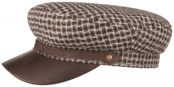 Sapca din in Riders Houndstooth - Stetson