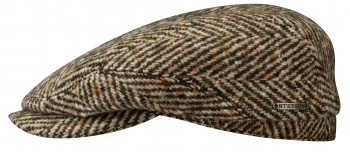 Sapca din lana Belfast Herringbone - Stetson