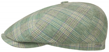 Sapca din in 6-Panel Cap - Stetson