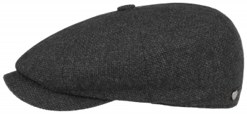 Sapca din lana si casmir 8-Panel Cap Wool/Cashmere - Lierys