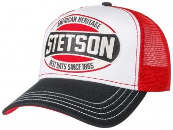 Sapca din bumbac Trucker Heritage - Stetson
