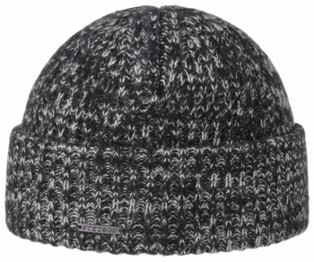 Caciula tricotata din casmir Beanie Cashmere Melange - Stetson