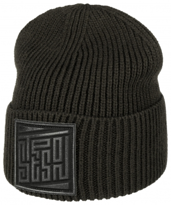 Caciula din acril Beanie Embossed Badge - Stetson