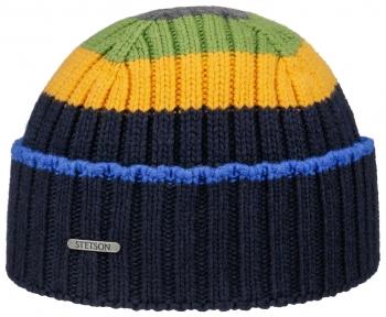 Caciula tricotata din lana si casmir - Stetson