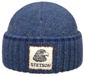 Caciula tricotata din lana Beanie Eagle - Stetson