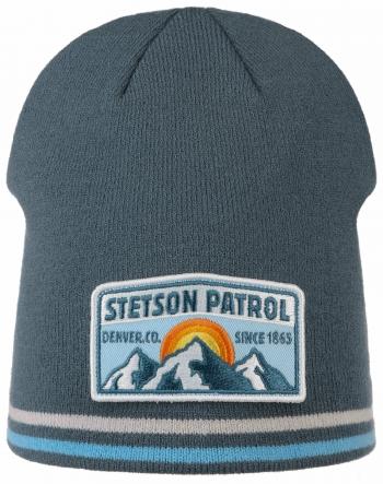 Caciula din acril Beanie Patrol - Stetson