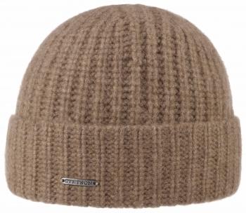 Caciula tricotata din casmir Beanie - Stetson