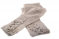 Fular tricotat din bumbac - Seeberger