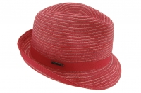 Palarie din poliester Trilby - Seeberger
