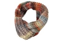 Fular circular din lana si acril - Seeberger