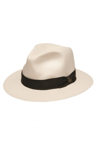 Palarie din paie Toyo God Father Fedora - Goorin Bros