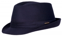 Palarie din lana si poliamida Trilby Wool - Stetson