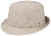 Palarie din bumbac organic Trilby - Stetson