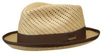 Palarie din paie Boxford Panama 2/3 - Stetson