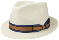 Palarie din paie Trilby Panama - Stetson
