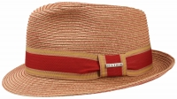 Palarie din paie Rockport Toyo - Stetson