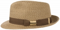 Palarie din paie Trilby Toyo - Stetson