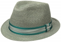 Palarie din paie Trilby Abaca - Stetson