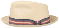 Palarie din paie Player Panama 1/2 - Stetson