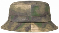 Palarie din bumbac Florida Camouflage - Stetson