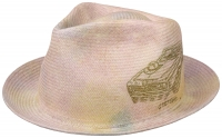 Palarie din paie Fedora Toyo - Stetson