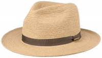 Palarie din paie Fedora Raffia - Stetson