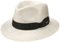 Palarie din paie Traveller Viscose - Stetson