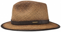 Palarie din paie - iarba de mare Rodeo Seagrass - Stetson