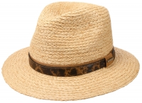 Palarie din paie Traveller Raffia - Stetson