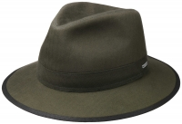 Palarie din bumbac Traveller Herringbone - Stetson