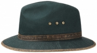 Palarie din bumbac Traveller - Stetson
