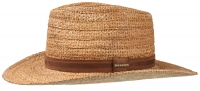 Palarie din paie Western Embossed Raffia Stetson