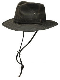 Palarie din bumbac si poliester Outdoor - Stetson